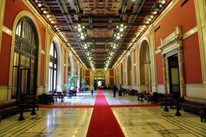 for Roma parlamento